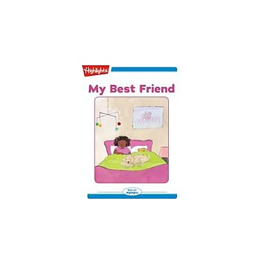 Highlights for Children My Best Friend Reading & Writing Workbook, Kindergarten - Grade 2 [eBook + Audio]
