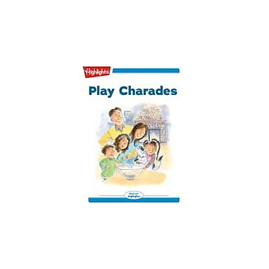 Highlights for Children Tex and Indi: Play Charades Reading & Writing Workbook, Kindergarten - Grade 2 [eBook + Audio]