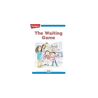 Highlights for Children Tex and Indi: the Waiting Game Reading & Writing Workbook, Kindergarten - Grade 2 [eBook + Audio]