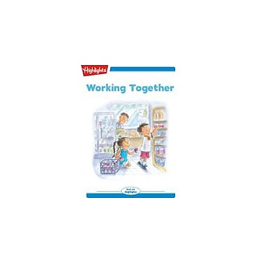 Highlights for Children Tex and Indi: Working Together Reading & Writing Workbook, Kindergarten - Grade 2 [eBook + Audio]