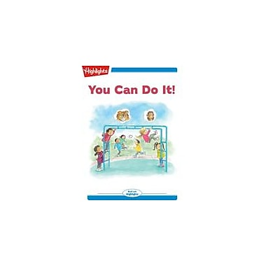 Highlights for Children Tex and Indi: You Can Do It Reading & Writing Workbook, Kindergarten - Grade 2 [eBook + Audio]