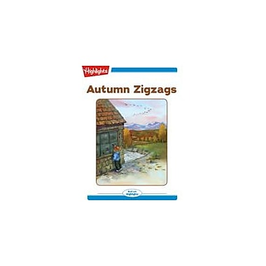 Highlights for Children Autumn Zigzags Reading & Writing Workbook, Kindergarten - Grade 2 [eBook + Audio]