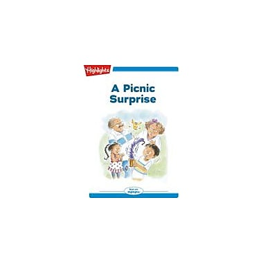 Highlights for Children Tex and Indi: A Picnic Surprise Reading & Writing Workbook, Kindergarten - Grade 2 [eBook + Audio]