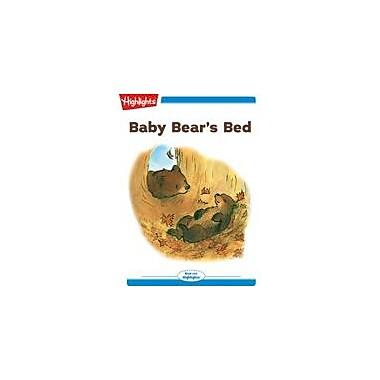 Highlights for Children Baby Bear's Bed Reading & Writing Workbook, Kindergarten - Grade 2 [eBook + Audio]