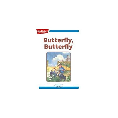 Highlights for Children Butterfly, Butterfly Reading & Writing Workbook, Kindergarten - Grade 2 [eBook + Audio]