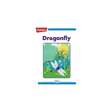 Highlights for Children Dragonfly Reading & Writing Workbook, Kindergarten - Grade 2 [eBook + Audio]