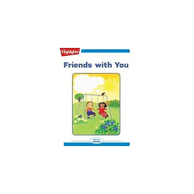 Highlights for Children Friends With You Reading & Writing Workbook, Kindergarten - Grade 2 [eBook + Audio]