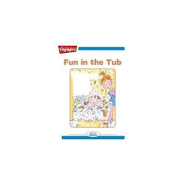 Highlights for Children Fun In the Tub Reading & Writing Workbook, Kindergarten - Grade 2 [eBook + Audio]
