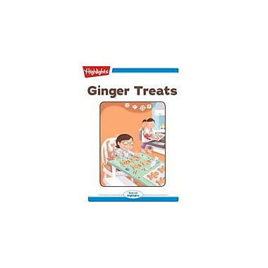 Highlights for Children Ginger Treats Reading & Writing Workbook, Kindergarten - Grade 2 [eBook + Audio]