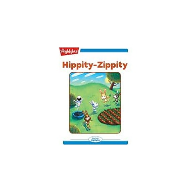 Highlights for Children Hippity-Zippity Reading & Writing Workbook, Kindergarten - Grade 2 [eBook + Audio]