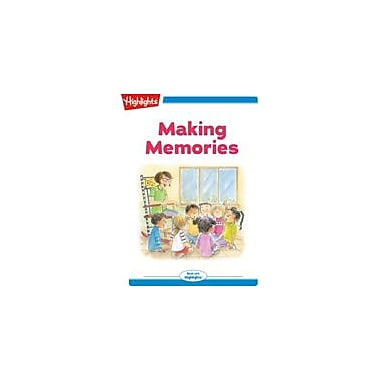 Highlights for Children Tex and Indi: Making Memories Reading & Writing Workbook, Kindergarten - Grade 2 [eBook + Audio]