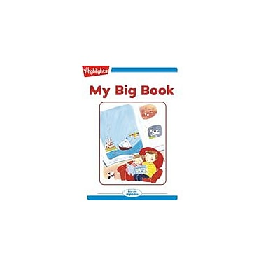 Highlights for Children My Big Book Reading & Writing Workbook, Kindergarten - Grade 2 [eBook + Audio]