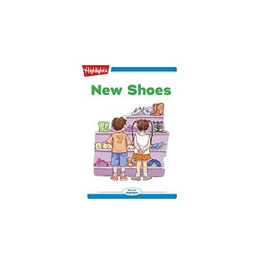 Highlights for Children Tex and Indi: New Shoes Reading & Writing Workbook, Kindergarten - Grade 2 [eBook + Audio]