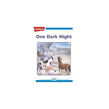 Highlights for Children One Dark Night Reading & Writing Workbook, Kindergarten - Grade 2 [eBook + Audio]