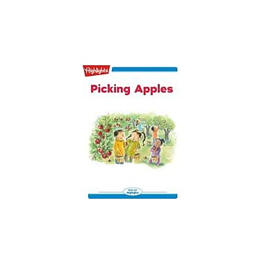 Highlights for Children Tex and Indi: Picking Apples Reading & Writing Workbook, Kindergarten - Grade 2 [eBook + Audio]