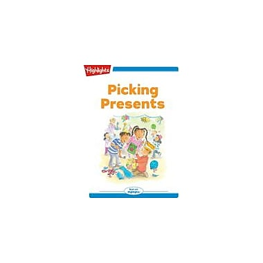 Highlights for Children Tex and Indi: Picking Presents Reading & Writing Workbook, Kindergarten - Grade 2 [eBook + Audio]