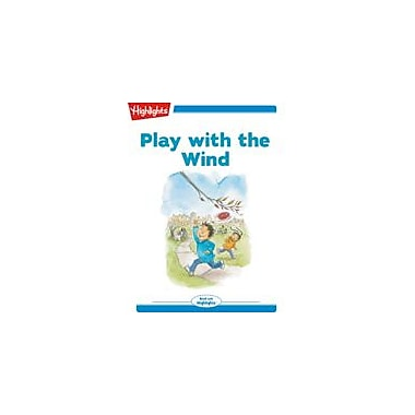 Highlights for Children Tex and Indi: Play With the Wind Reading & Writing Workbook, Kindergarten - Grade 2 [eBook + Audio]