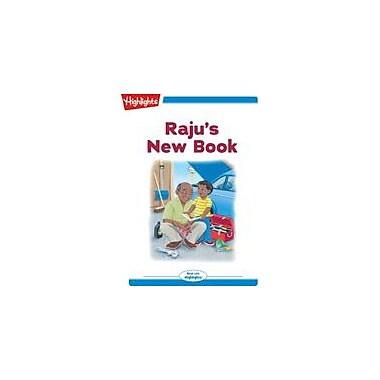 Highlights for Children Raju's New Book Reading & Writing Workbook, Kindergarten - Grade 2 [eBook + Audio]