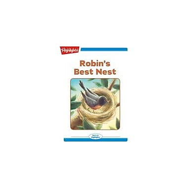 Highlights for Children Robin's Best Nest Reading & Writing Workbook, Kindergarten - Grade 2 [eBook + Audio]