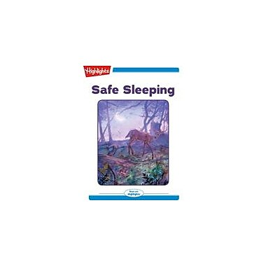 Highlights for Children Safe Sleeping Reading & Writing Workbook, Kindergarten - Grade 2 [eBook + Audio]