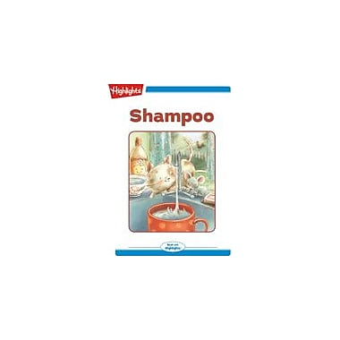 Highlights for Children Shampoo Reading & Writing Workbook, Kindergarten - Grade 2 [eBook + Audio]
