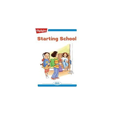 Highlights for Children Tex and Indi: Starting School Reading & Writing Workbook, Kindergarten - Grade 2 [eBook + Audio]