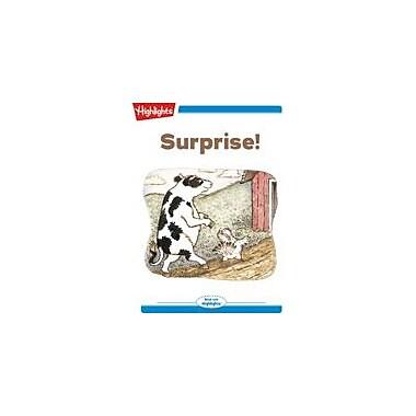 Highlights for Children Surprise! Reading & Writing Workbook, Kindergarten - Grade 2 [eBook + Audio]
