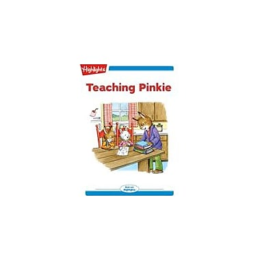 Highlights for Children Teaching Pinkie Reading & Writing Workbook, Kindergarten - Grade 2 [eBook + Audio]