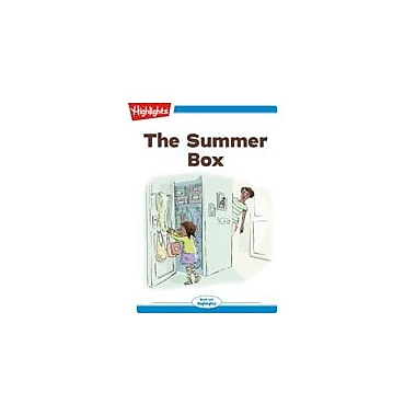 Highlights for Children The Summer Box Reading & Writing Workbook, Kindergarten - Grade 2 [eBook + Audio]