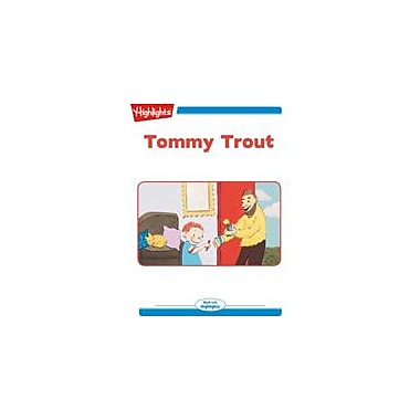 Highlights for Children Tommy Trout Reading & Writing Workbook, Kindergarten - Grade 2 [eBook + Audio]