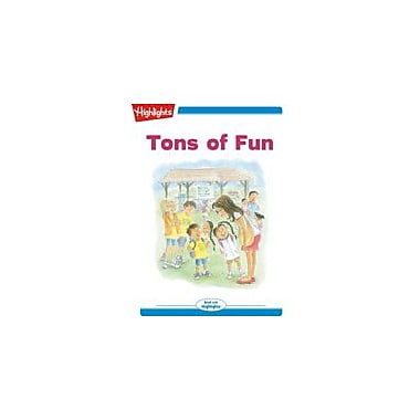 Highlights for Children Tex and Indi: Tons of Fun Reading & Writing Workbook, Kindergarten - Grade 2 [eBook + Audio]