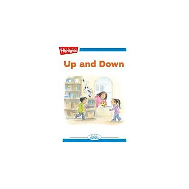 Highlights for Children Tex and Indi: Up and Down Reading & Writing Workbook, Kindergarten - Grade 2 [eBook + Audio]