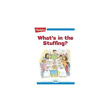 Highlights for Children Tex and Indi: What's In the Stuffing? Reading & Writing Workbook, Kindergarten - Grade 2 [eBook + Audio]