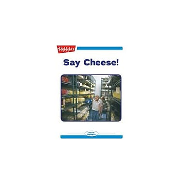 Highlights for Children Say Cheese! Reading & Writing Workbook, Kindergarten - Grade 2 [eBook + Audio]
