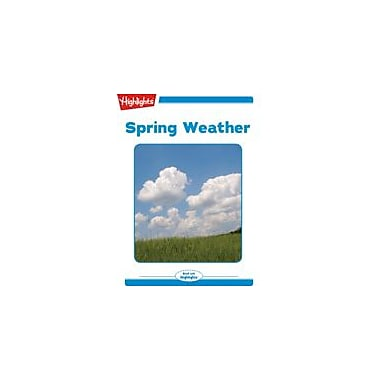 Highlights for Children Spring Weather Science Workbook, Kindergarten - Grade 2 [eBook + Audio]