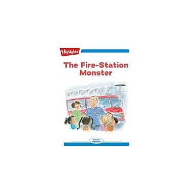 Highlights for Children Tex and Indi: the Fire-Station Monster, Kindergarten - Grade 2 [eBook + Audio]