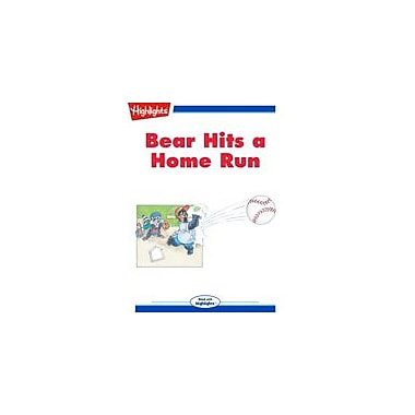 Highlights for Children Bear Hits A Home Run Reading & Writing Workbook, Kindergarten - Grade 3 [eBook + Audio]
