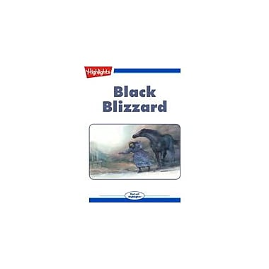 Highlights for Children Black Blizzard Reading & Writing Workbook, Kindergarten - Grade 3 [eBook + Audio]