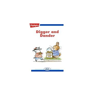 Highlights for Children Digger and Dander Reading & Writing Workbook, Kindergarten - Grade 3 [eBook + Audio]