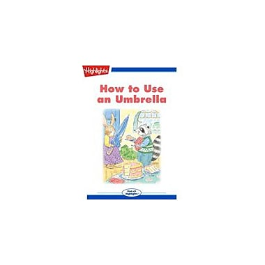 Highlights for Children How To Use and Umbrella Reading & Writing Workbook, Kindergarten - Grade 3 [eBook + Audio]