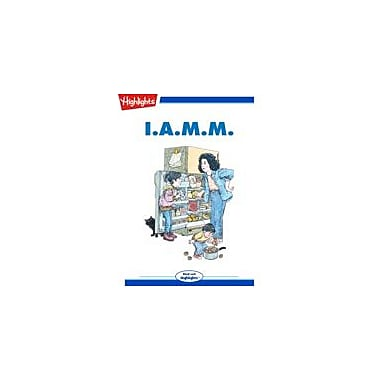 Highlights for Children I.A.M.M. Reading & Writing Workbook, Grade 3 - Grade 6 [eBook + Audio]