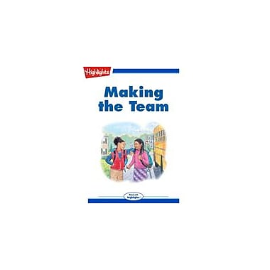 Highlights for Children Making the Team Reading & Writing Workbook, Kindergarten - Grade 3 [eBook + Audio]
