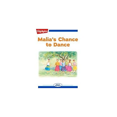 Highlights for Children Malia's Chance To Dance Reading & Writing Workbook, Kindergarten - Grade 3 [eBook + Audio]