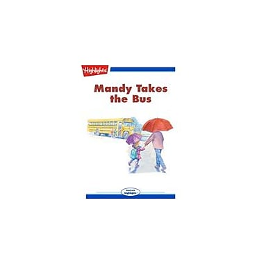 Highlights for Children Mandy Takes the Bus Reading & Writing Workbook, Kindergarten - Grade 3 [eBook + Audio]