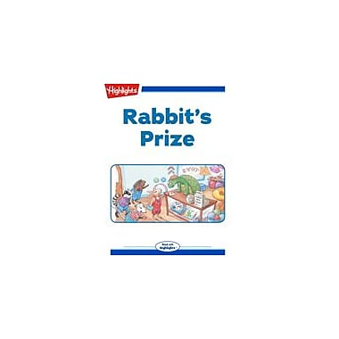 Highlights for Children Rabbit's Prize Reading & Writing Workbook, Kindergarten - Grade 3 [eBook + Audio]