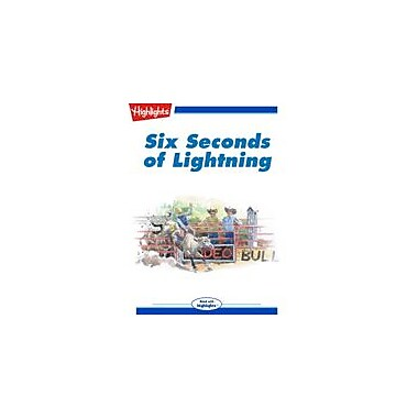 Highlights for Children Six Seconds of Lightning Reading & Writing Workbook, Kindergarten - Grade 3 [eBook + Audio]