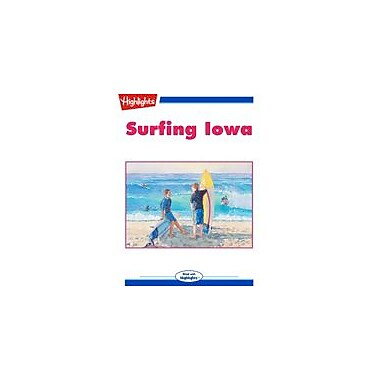 Highlights for Children Surfing Iowa Reading & Writing Workbook, Kindergarten - Grade 3 [eBook + Audio]