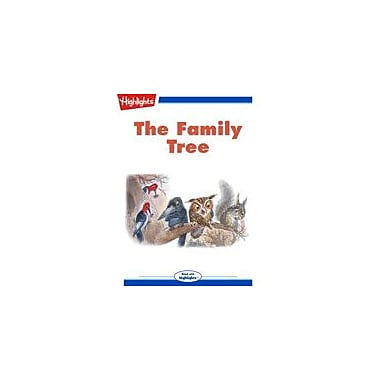 Highlights for Children The Family Tree Reading & Writing Workbook, Kindergarten - Grade 3 [eBook + Audio]
