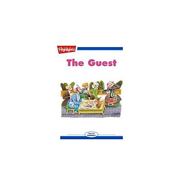 Highlights for Children The Guest Reading & Writing Workbook, Kindergarten - Grade 3 [eBook + Audio]