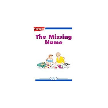 Highlights for Children The Missing Name Reading & Writing Workbook, Kindergarten - Grade 3 [eBook + Audio]